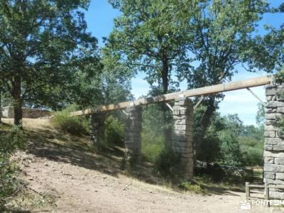 Pesquerías Reales-Valsaín,Río Eresma;rutas alcala de henares escapadas a la montaña ruta costa v